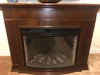Brand new Fireplace heater electric  Vaughan, L4L 9L9