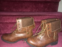 Booties - Casual - brown Mississauga, L5M 3L6