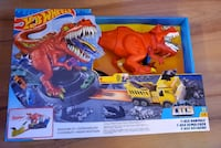 Hot Wheels T-rex Rampage Playset BNIB Toronto, M5H 1N1