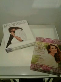 Lea Michele collection books
