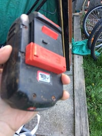 red and black power tool Thorold, L2V 5B1
