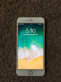 Silver iphone 6 with black case San Marcos, 78666