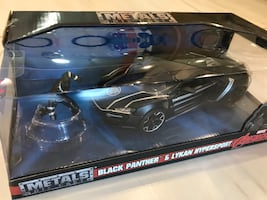 Black Panther Diecast