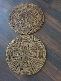 Two table or kitchen place mats Toronto, M4G