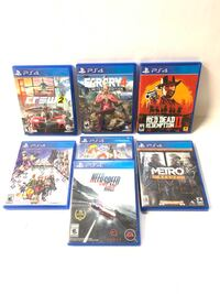 PS4 Games Bakersfield, 93309