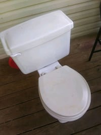 Toilet Free.nothing wrong just needs insides