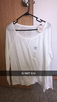 Xl long sleeve Ankeny, 50021