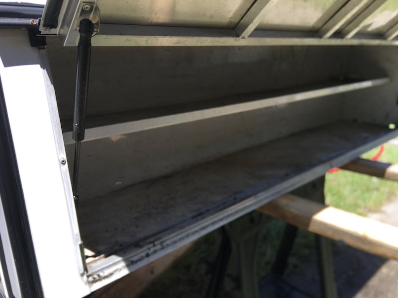 Camper Shell - Make Offer 195a0e79-2b03-470d-96bb-6a7ebb752d40