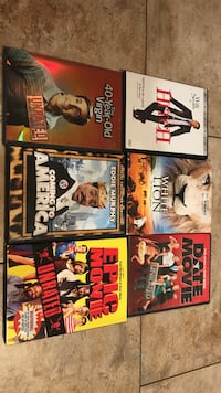 ALL DVD's = $5!!