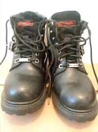Motorcycle boots Haverhill
