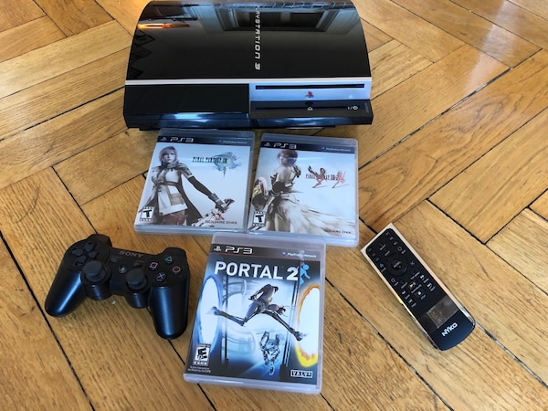 Playstation 3 + Telecomando Bluetooth