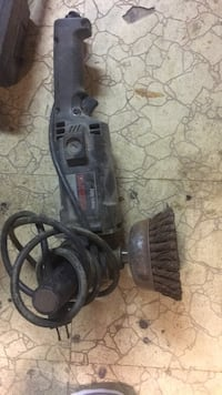black and gray corded power tool Accokeek, 20607