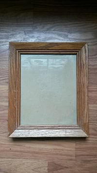"Large Wooden Picture Frame 8 1/2"" x 10"" Washington"