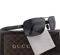 black Gucci sunglasses with case El Paso, 79903