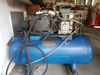 blue and black air compressor Calgary, T2J 0Y1