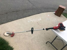 Red max reciprocator trimmer (gas)