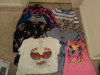 Junior clothes size small/medium Virginia Beach, 23456