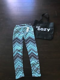 Cozy leggings new with tag