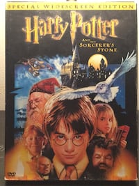 Harry Potter and the Sorcerer's Stone Special Edition dual-disc DVD