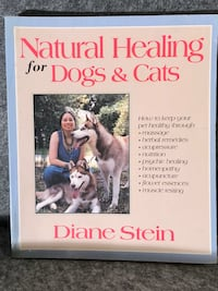 Natural Healing for Dogs and Cats Book Del Mar, 92014