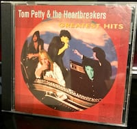 Tom Petty & The Heartbreakers CD Clovis, 93612
