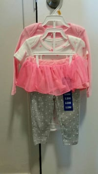 BNWT Three piece outfit (12 months) Toronto, M3L