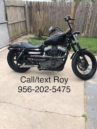 2008 Harley sportster 24k miles, new tires,brakes, battery,and oil and