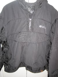 Ecko Function Rugged Outdoor Pull-Over 1/4 Zipper Hooded Jacket - Size XL Winnipeg