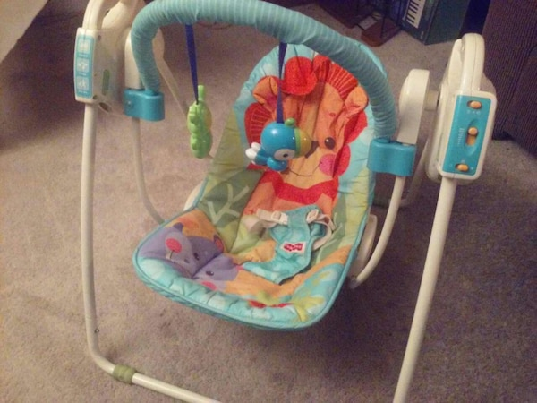 Fisher Price Space Saver Swing