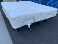 California King Size Bed ! Adjustable bed can deliver Sacramento, 95838