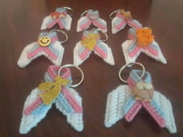 Cause awareness key chains