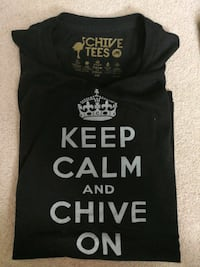 Authentic Chive shirts Burnaby, V3N 1L6