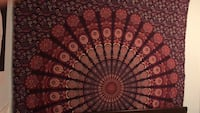 86x94 Inches Indian Mandala Tapestry North Haven, 06473