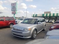 2009 Ford Flex limited  AWD FULLY LOADED  Detroit