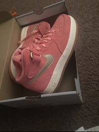Pink Air Force ones Hyattsville, 20785