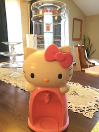 Hello Kitty water dispenser 67 km
