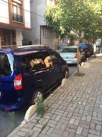 Ford - Courier - 2016 Istanbul