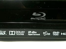 iCom 3D Blu-Ray player