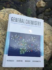 General Chemistry Petrucci Herring Madura Bissonnette 11th Edition