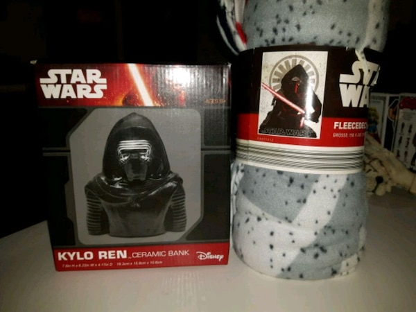 new star wars trow blankets and coin bank  f78ccf26-eb90-4e2c-9f2c-33cd0f0a0060