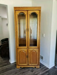 Lighted China/ Collectible Display Cabinet Grand Rapids, 49525