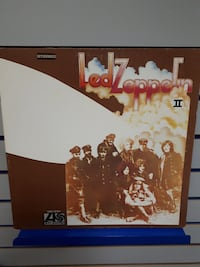 disque vinyl led zeppelin en excellente condition. Montréal, H4E 2W9
