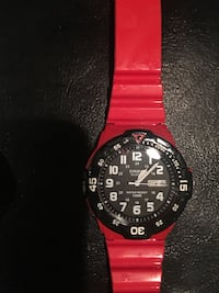 Dicks sporting goods open box watches like new Mc Lean, 22102