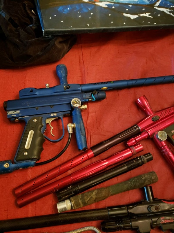 Used Smart Parts Paintball Gun For Sale In Scottdale Letgo