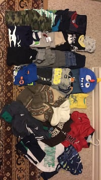 Size 2t name brand clothing lot Welland, L3B 1P9