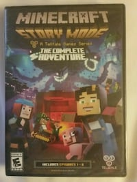 BRAND NEW( P.C.) MINECRAFT:THE COMPLETE ADVENTURE