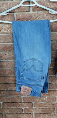 blue denim Levi's jeans Locust Grove, 30248