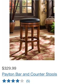 PRICE CHANGE!! Counter Stools from Costco Mississippi Mills, K0A