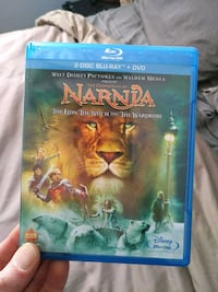 The Lion, the witch, and the wardobe BluRay! Ottawa, K1H 5N7