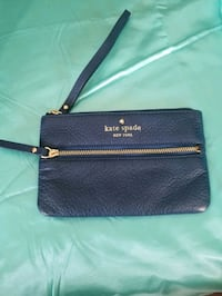 Kate spade leather wristlet  Quincy, 02169